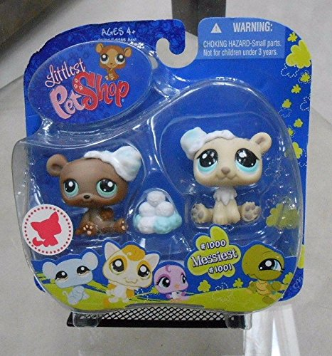 Pro Rodz Series - Hasbro Year 2009 Littlest Pet Shop Pet Pairs