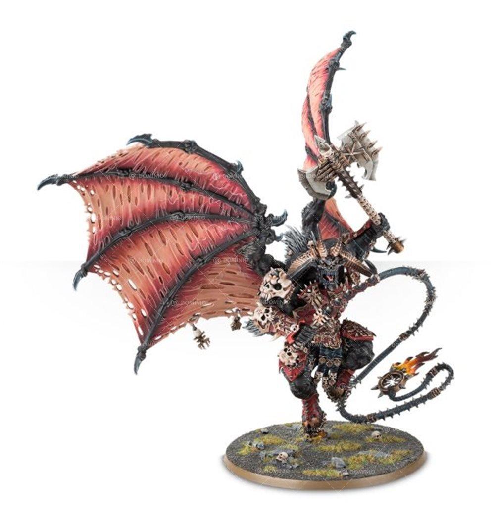 Warhammer Fantasy / Warhammer 40K Khorne Bloodthirster by Games Workshop (Image #4)