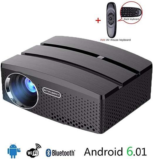 ZY Proyector GP80UP WiFi Inalámbrico Versión De Android Micro Mini ...