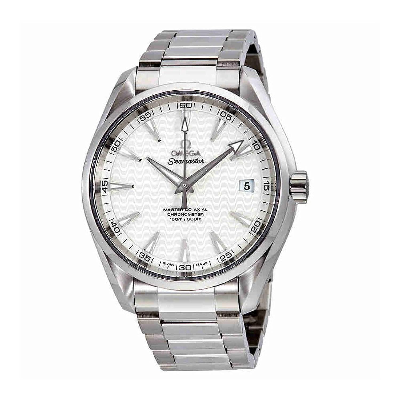 オメガSeamaster Aqua Terra Automatic Mens Watch 23110422102006 B06X9DDSGV