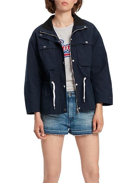Chaqueta Tommy Jeans Moderm XS Marino