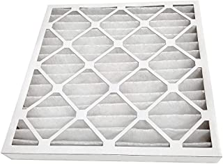 product image for AIR HANDLER 16x20x4 Pleated Air Filter, MERV 7 (Case of 6)