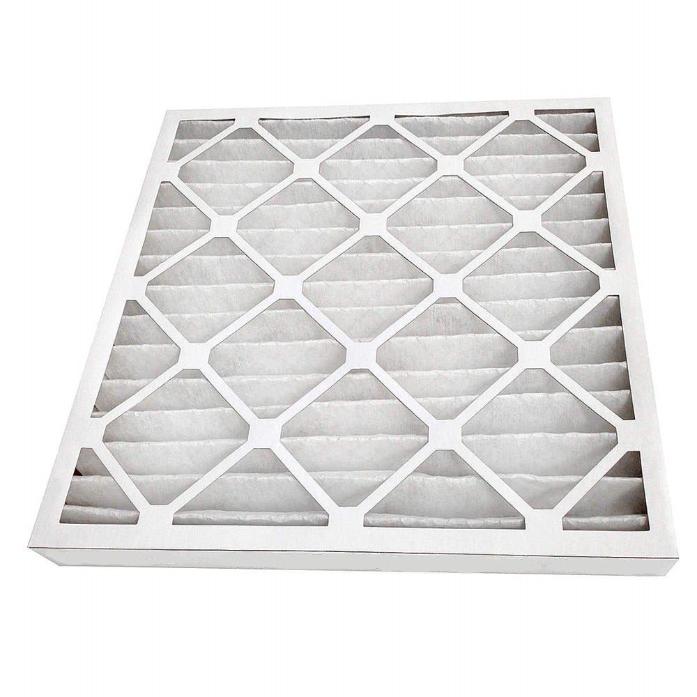 AIR HANDLER 20x30x1 Pleated Air Filter, MERV 7 (Case of 12)