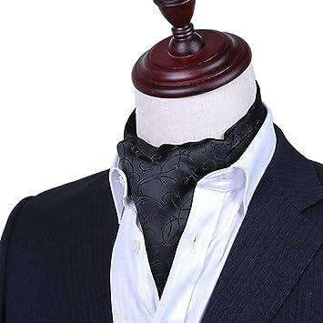 Amazon.com: YANGJUN - Traje de seda de algodón para hombre ...