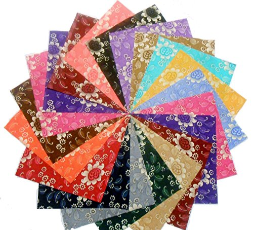 "60 5"" Beautiful Antique Reproductions Quilting Squares""Charm"" Charm Pack"