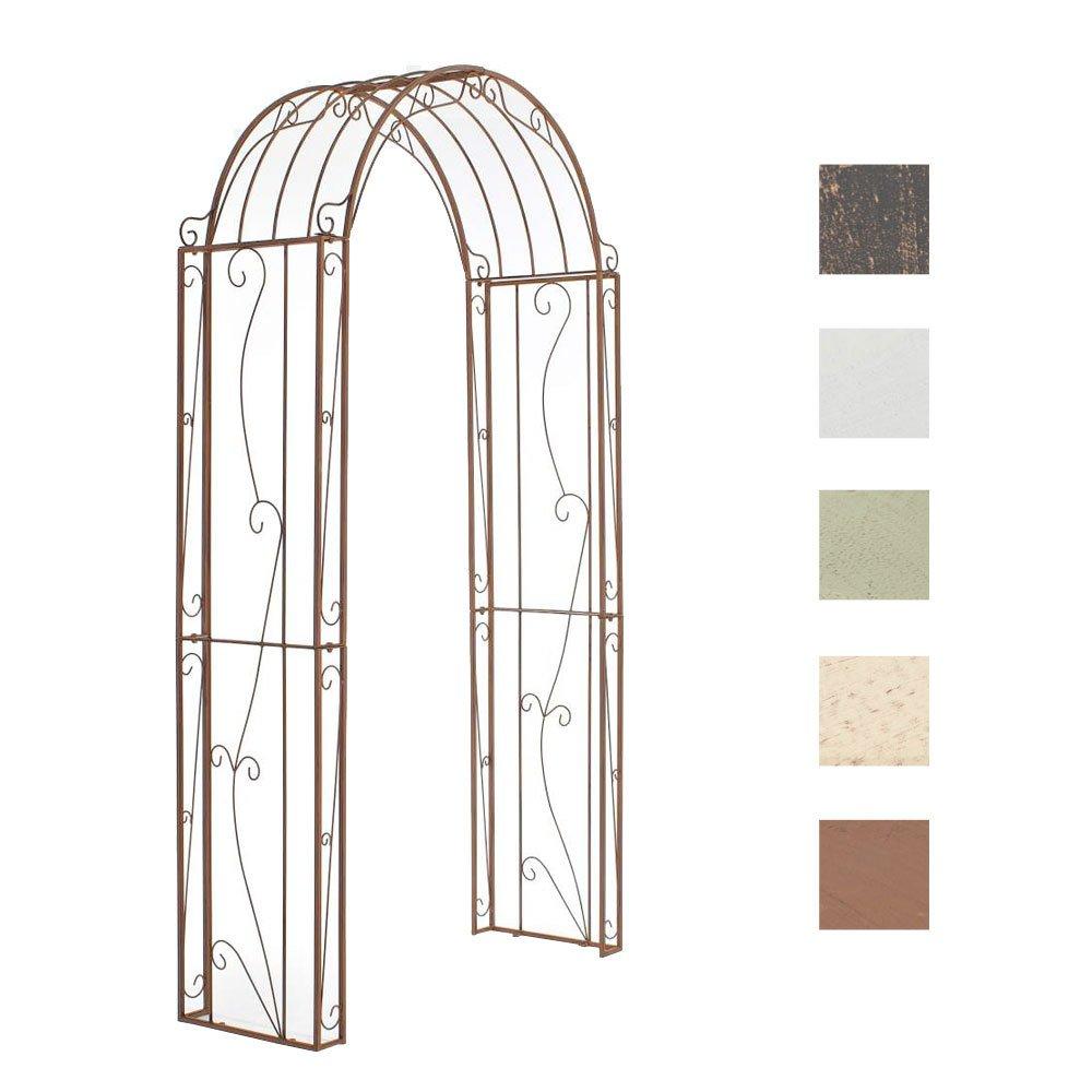 clp metall rosenbogen sofia eisen pulverbeschichtet antik. Black Bedroom Furniture Sets. Home Design Ideas