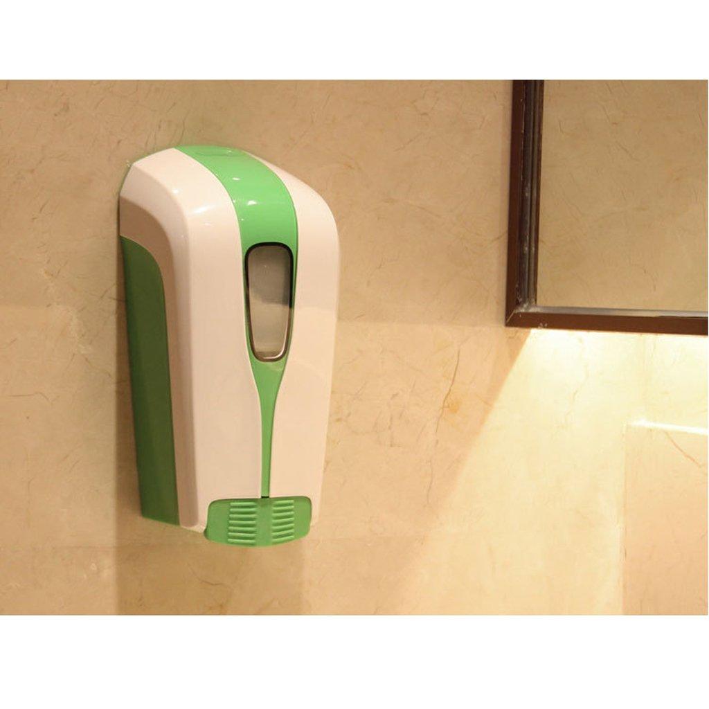 Shampoo MagiDeal Seifenspender Auch als Dispenser f/ür Reinigungsmittel geeignet Gelspender schafft Ordnung in Bad und Dusche Seifendosierer f/ür Duschgel aus ABS Kunststoff Seife - Gr/ün 11x8.3x22.5cm 500 ml Fassungsverm/ögen