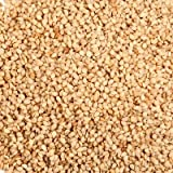 Bulk Seeds 100 percent Organic Raw Natural Sesame Seeds 25 Lbs - SPu628008