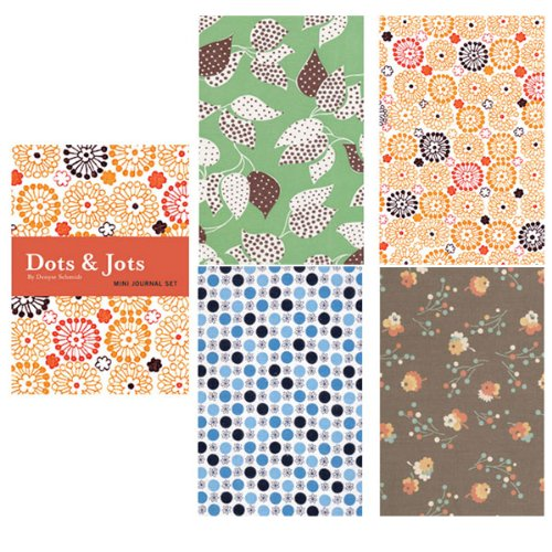 - Dots & Jots Mini Journal Set