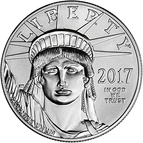 2017 American Platinum Eagle  1 Oz   100 Brilliant Uncirculated Us Mint