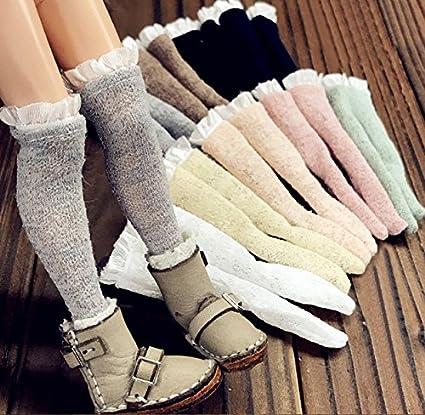 3 Pairs//Set Doll Stockings Socks for 1//6  Blythe  Dolls Kids Gift Toy .