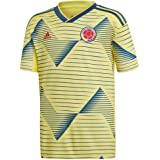 adidas Kid's FCF Colombia Home Soccer Jersey