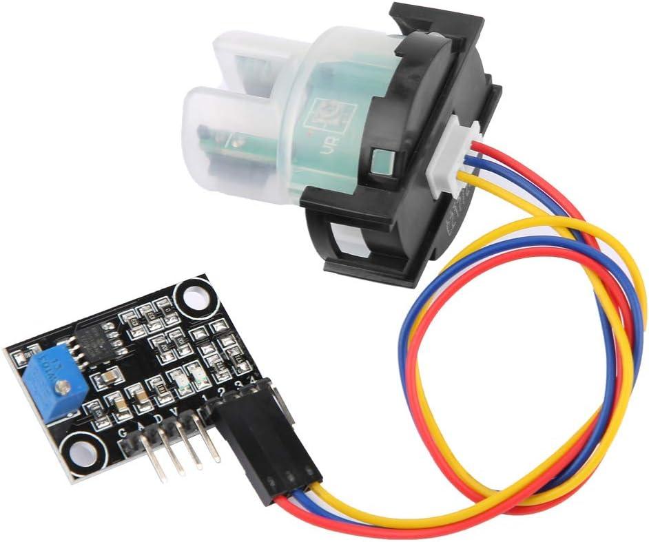Durable Consumer Electronics f/ür Tr/übungssensor /Überwachung der Wasserqualit/ät Abwassertr/übungswert Wacent Detektionsmodul