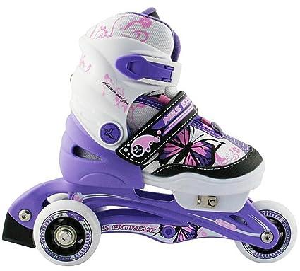 Kinder Inline Skates Nils Extreme NJ9128A Inliner Rollschuhe