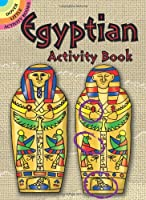 Egyptian Activity Book (Dover Little Activity