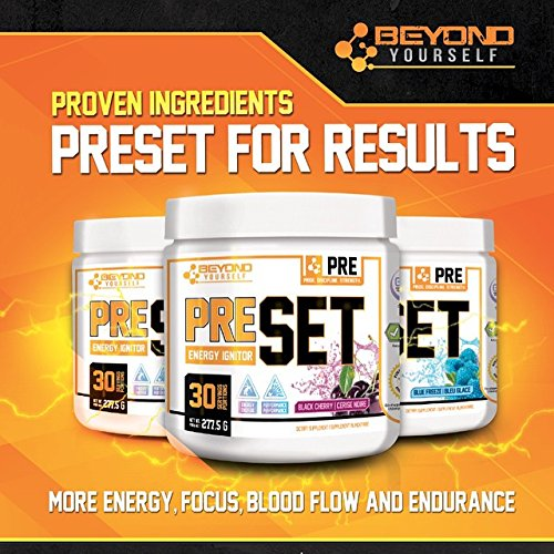Image result for beyond yourself preset