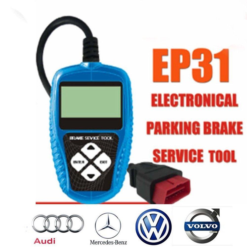 Amazon.com: AUTOS-FAMILY Original Quicklynks EP31 New Electronic Park Brake  (EPB) tool EP 31 Auto Diagnostic Scanner Tool: Automotive