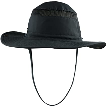 10ccdc5a672 Image Unavailable. Image not available for. Color  AKASO Sun Hat for Men    Women - Wide Brim Bucket ...
