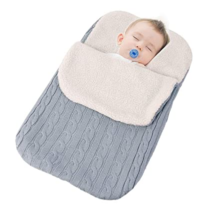 NIBESSER Manta Envoltura para bebés, para bebés recién Nacidos ...