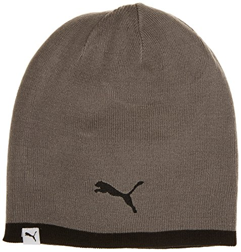 Puma 021211 Bonnet Mixte Adulte, Noir/Grey Dawn