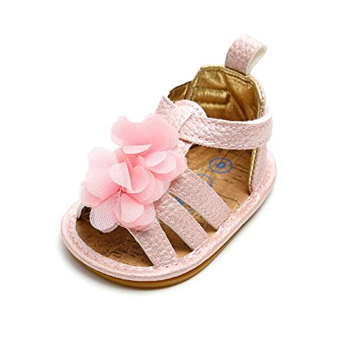 High Quality Baby Boys Girls Shoes Girls First Walker Girl Bow Buckle Strap Shoes For 0-18 Months 4 Colors In Short Supply First Walkers Mother & Kids