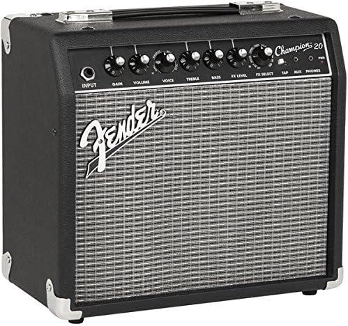Fender Champion 20w Amplificador: Amazon.es: Instrumentos musicales