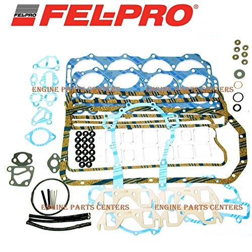 Fel Pro Engine Overhaul Gasket Set Fits 1957-1966 Buick 364 400 401 425 Engines (Complete Set)