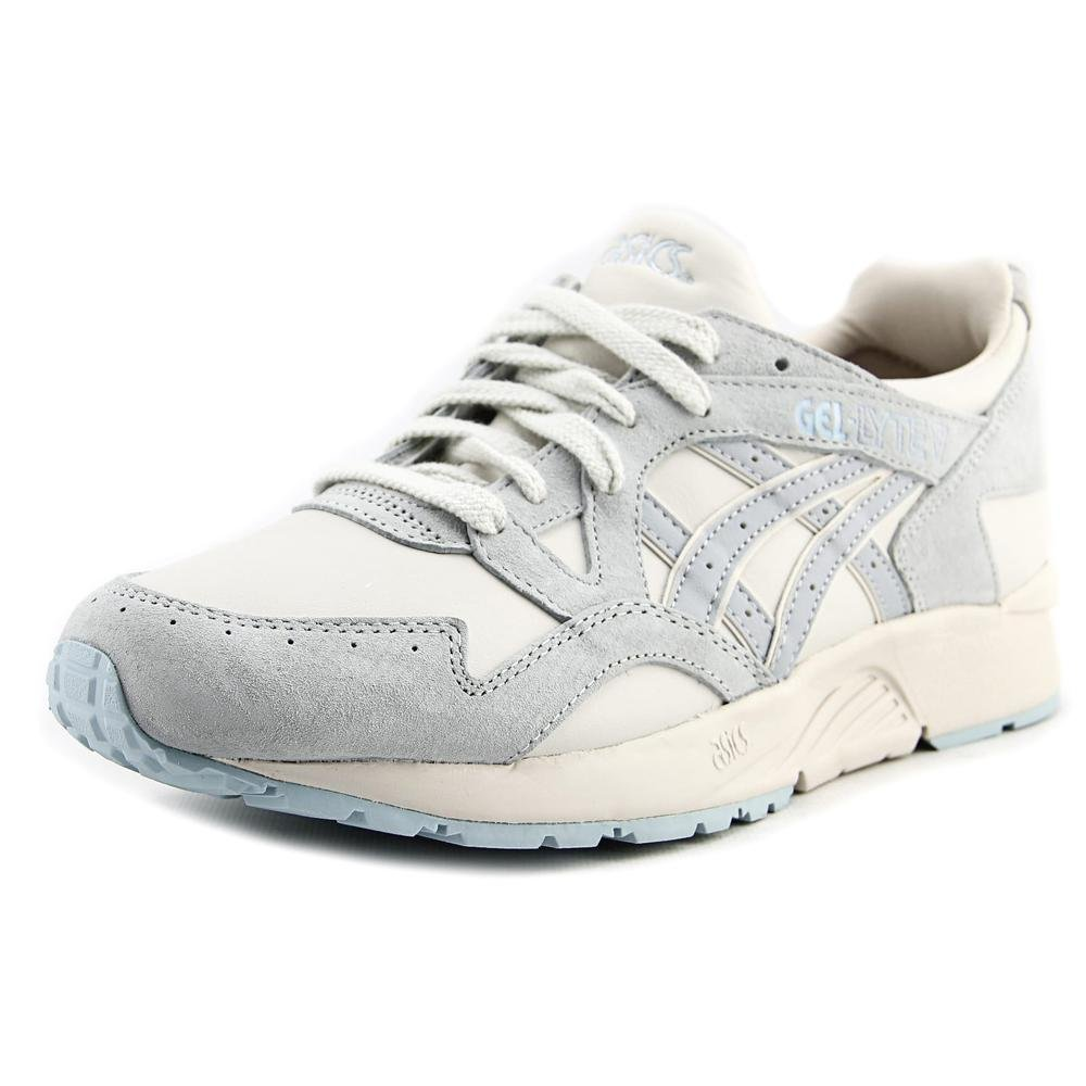 Onitsuka Tiger Womens Gel-Lyte V-H6T5L Low Top, Moonbeam/Light Grey, Size 9.5