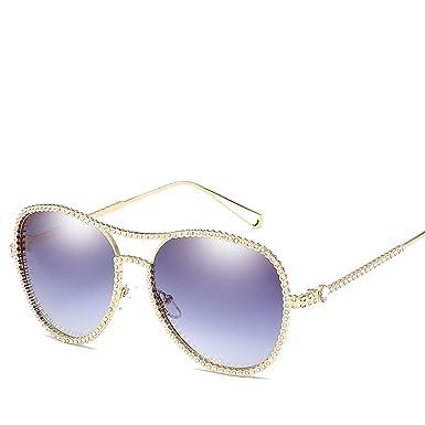 Amazon.com: Trends General Diamond - Gafas de sol planas ...