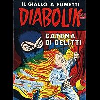 DIABOLIK (50): Catena di delitti (Italian Edition)