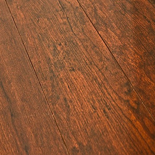 Armstrong Grand Illusions Cherry 12mm Laminate Flooring L3029 SAMPLE