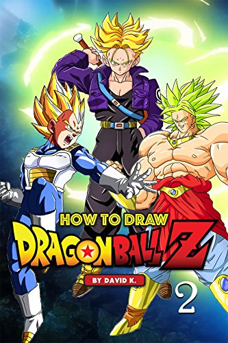 How To Draw Dragonball Z 2 The Step By Dragon Ball