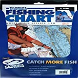 Florida Sportsman Fishing Chart Fort Myers Area #C15FTM