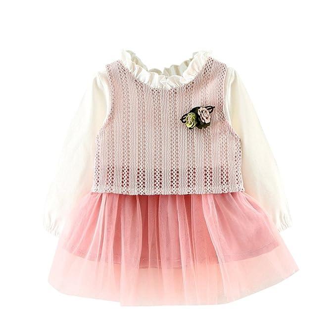 a56a36adf Vestido para bebé niña