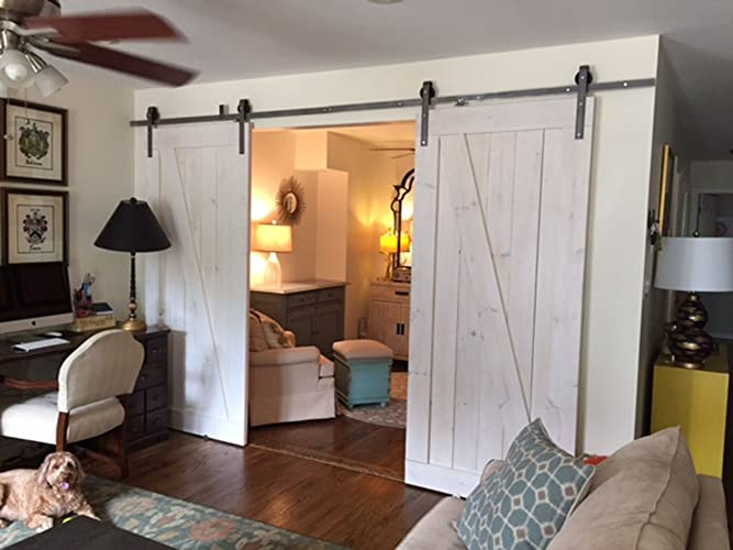 Classic Z Sliding Barn Door