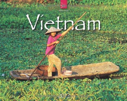 Vietnam 2013 - Original Stürtz-Kalender