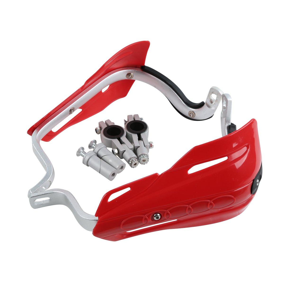 XMT-MOTO Hand Brush Guards Bar Universal fit Yamaha , honda, suzuki, kawasaki (Dirt bikes, MX bikes and ATVs.)