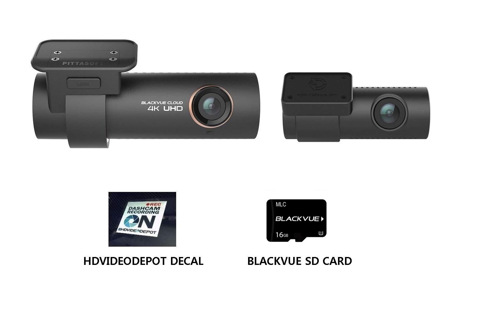 Blackvue DR900S-2CH 2-Channel