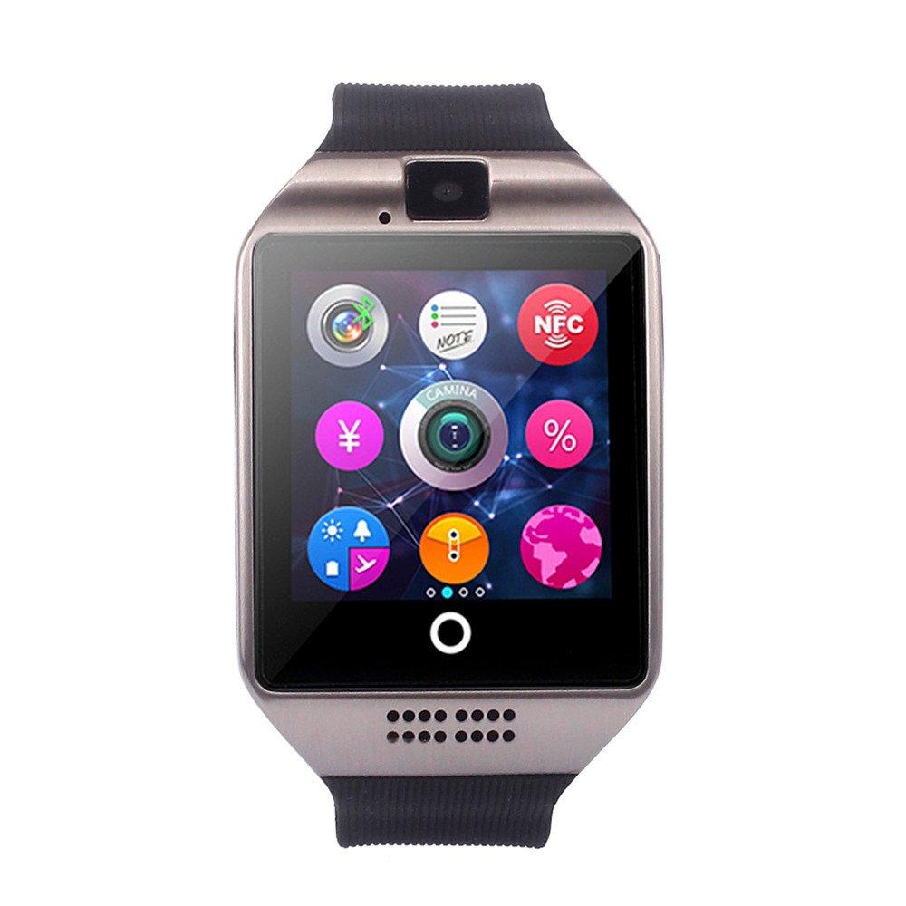 Amazon.com: ❤ Smart Bluetooth Watch ❤ New Q18 Bluetooth ...