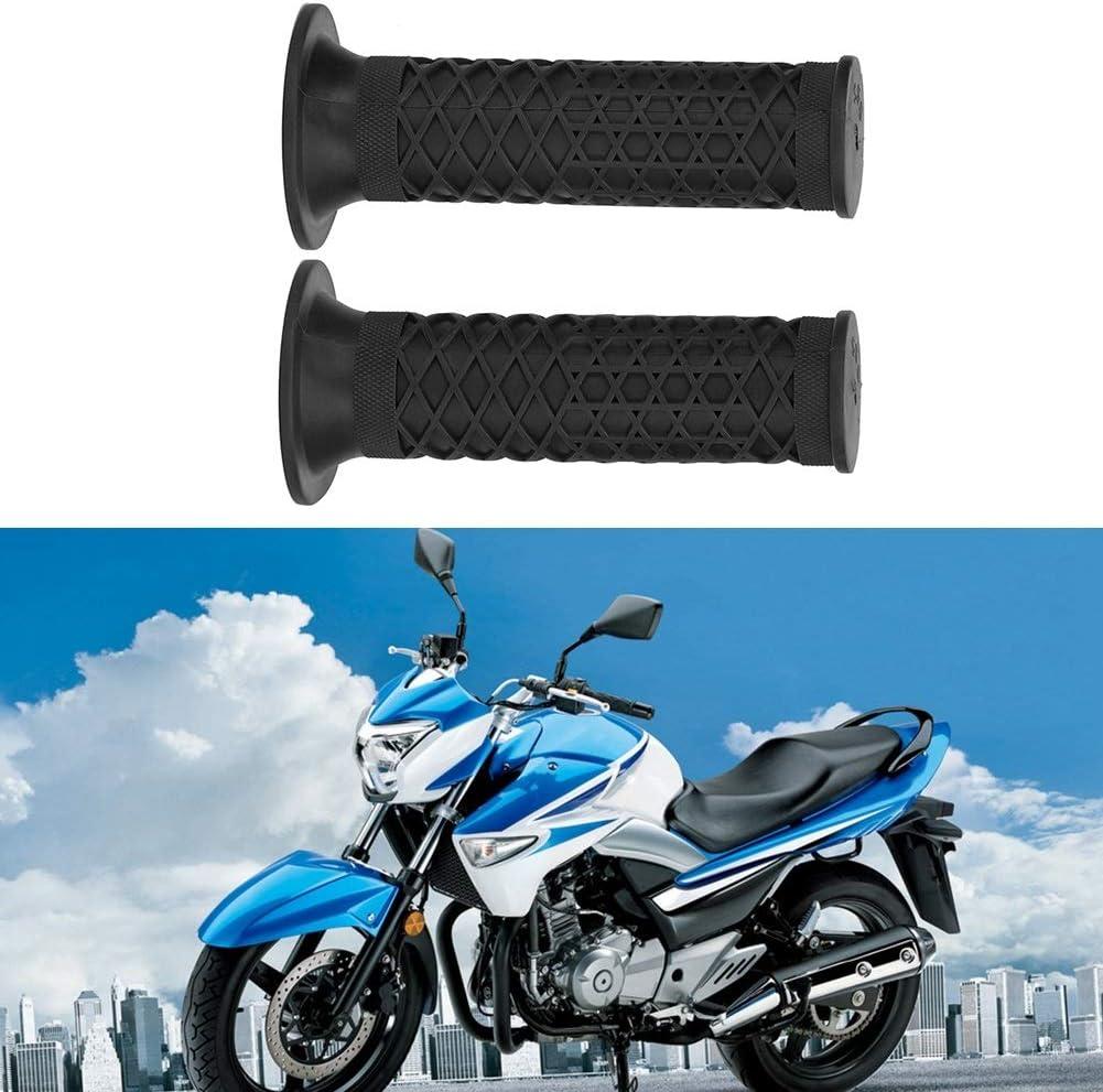 25mm ABS universale Manubrio for moto Manopole Accessorio di modifica Manubrio for moto Colore : Black