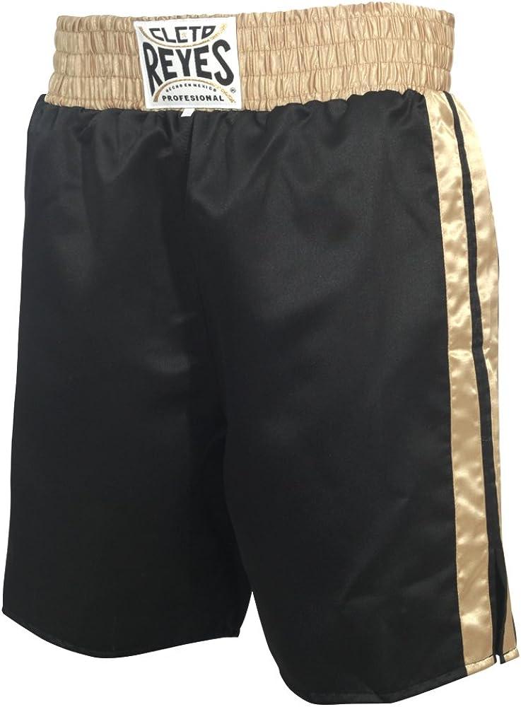 Cleto Reyes Satin Boxing Trunks : Clothing