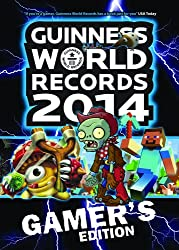 Guinness World Records 2014 Gamer's Edition