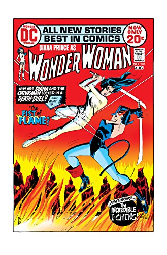 Books : Wonder Woman, Diana Prince Omnibus (50th Anniversary)