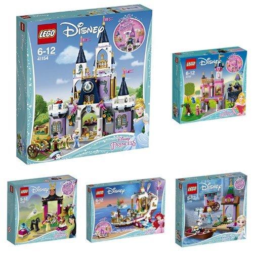 레고(LEGO) 디즈니 프린세스 성세트