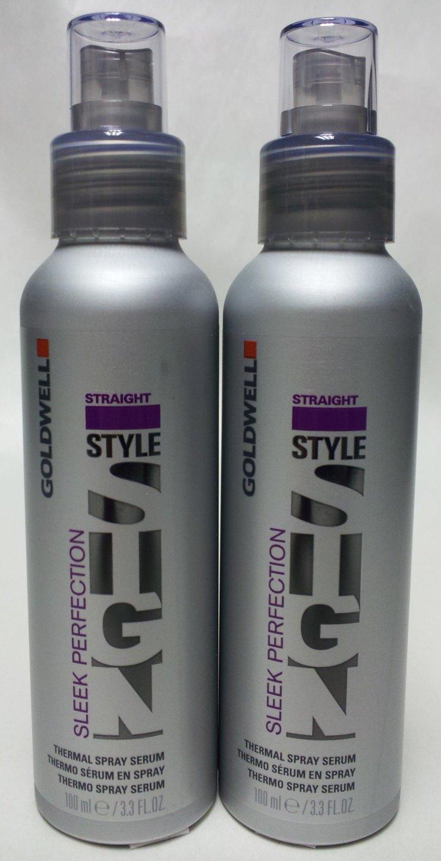 Goldwell Sleek Perfection Thermal Spray Serum3.3 Oz. Set of 2