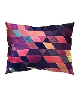 VelvxKl Fodera per cuscino decorativo decorativo a forma di cuscino 7#