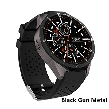 WCPZJS KW88 Pro Smart Watch GPS 3G Quad Core 1.3GHz ...