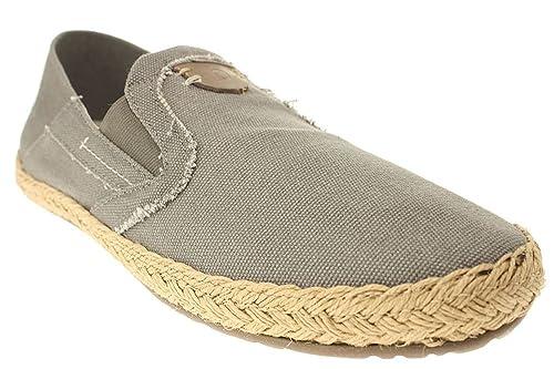 Bugatti Valencia - Mocasines, color Grau, talla 46: Amazon.es: Zapatos y complementos