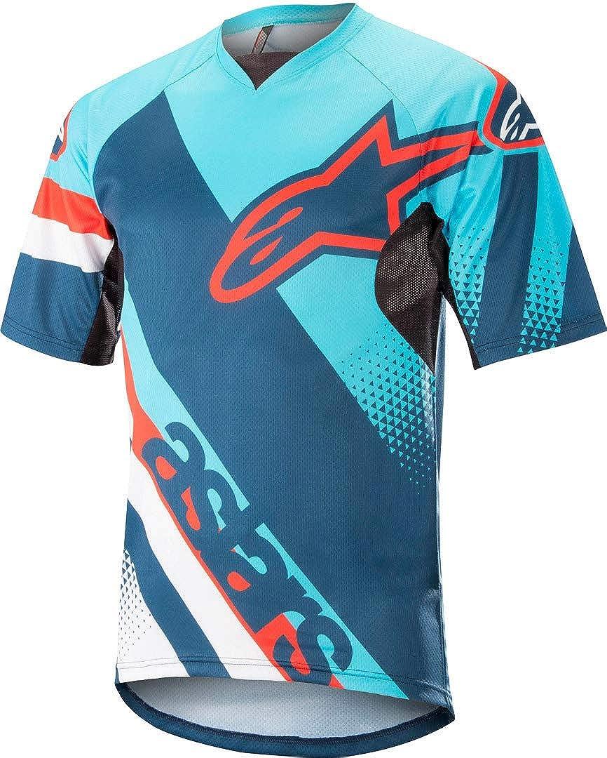 Alpinestars Racer s//Jersey Alpinestars US Cycling Racer DH