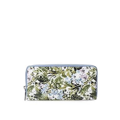 Pinko Accesorios de Mujer Cartera Grande Ronzio Flores Verde Primavera Verano 2018: Amazon.es: Ropa y accesorios
